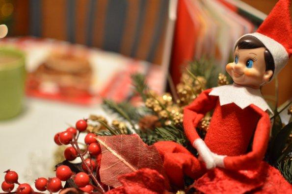 Top 10 active Elf on the Shelf ideas