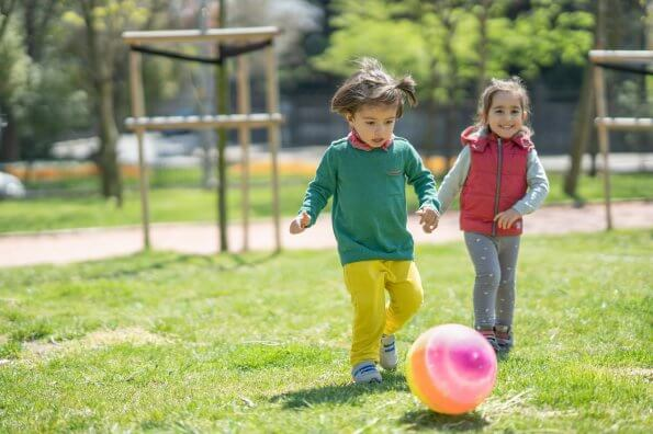 The brain-building benefits of physical literacy