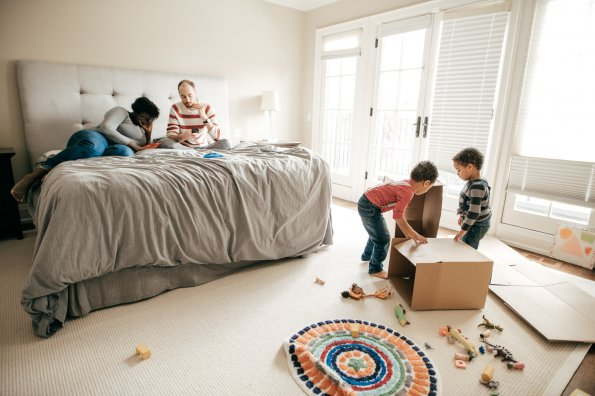 Ask an expert: How to get kids more active at home?
